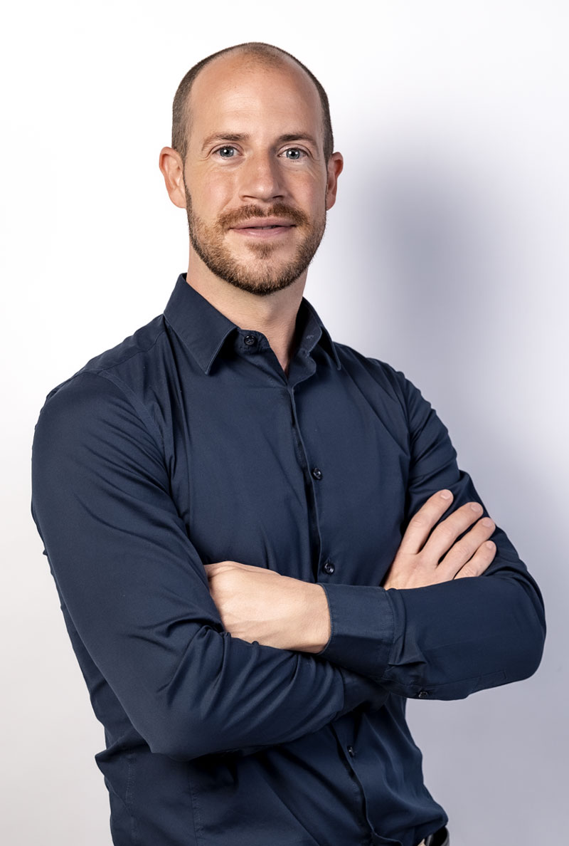 Romain Tarchini directeur général Capital First