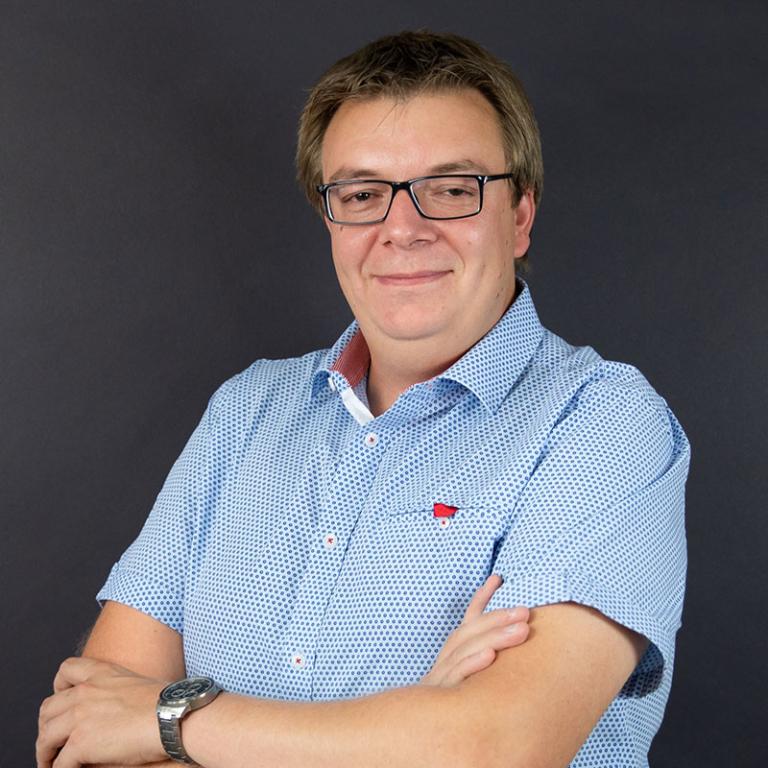 Jérôme Raboud responsable agence Capital First Lausanne