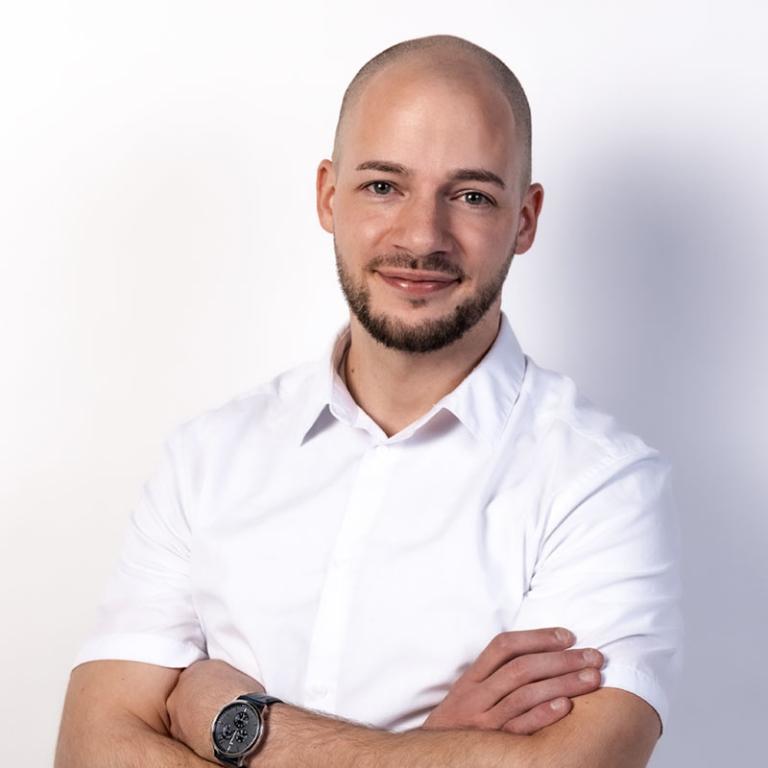 Jonathan Tarchini conseiller agence Neuchâtel